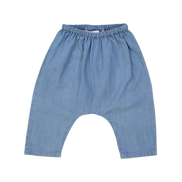 Jungle Trousers - Chambray Blue