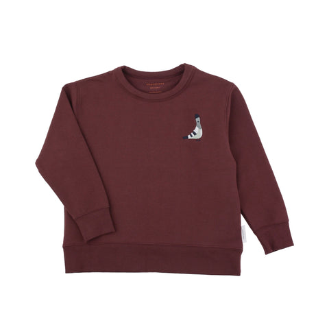 Graphic Sweatshirt - Pigeon