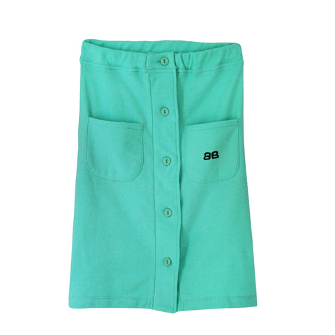 Melrose Green Skirt