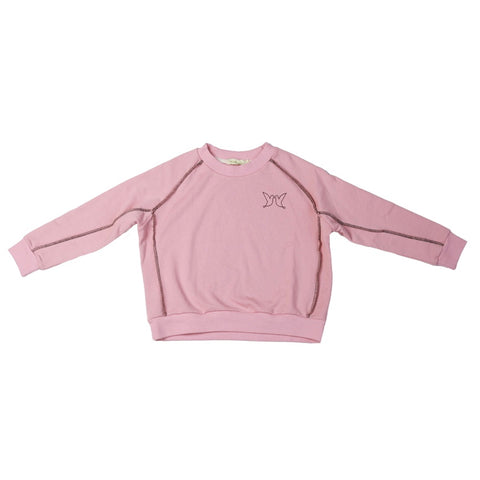 Pink Bird Jumper