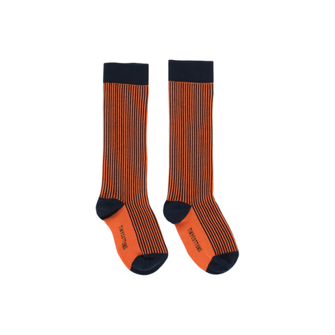 High Socks Multi Lines - 260-B68
