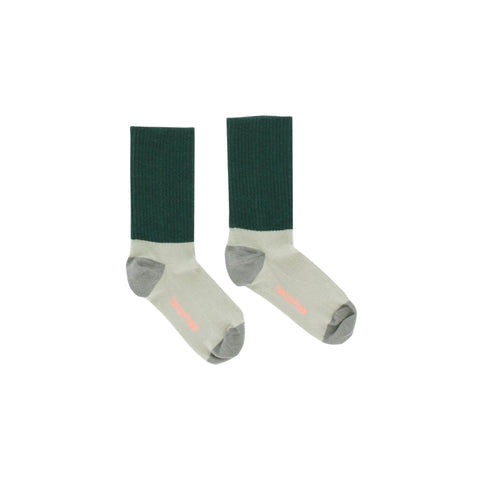 Rib Medium Socks / 253-B78