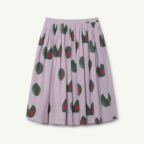 Print Jellyfish Skirt