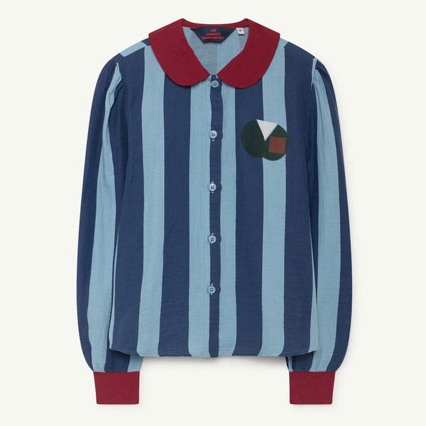Stripes Kangaroo Shirt