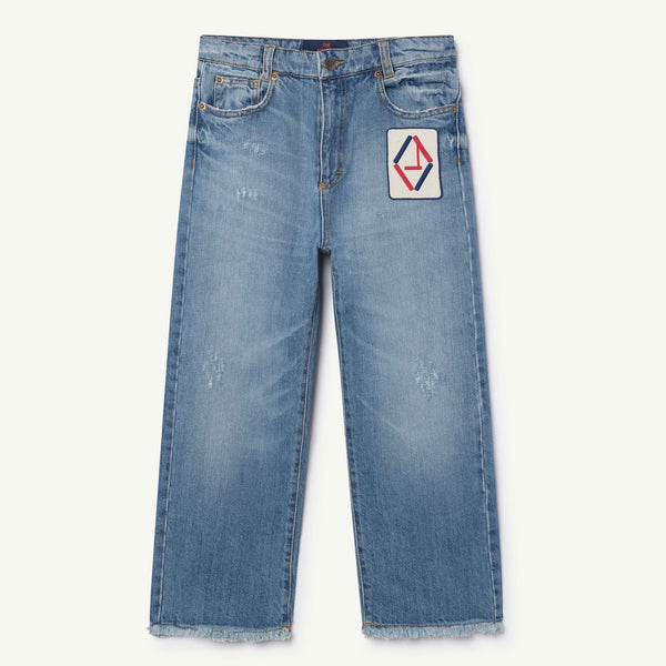 Ant Denim Pants