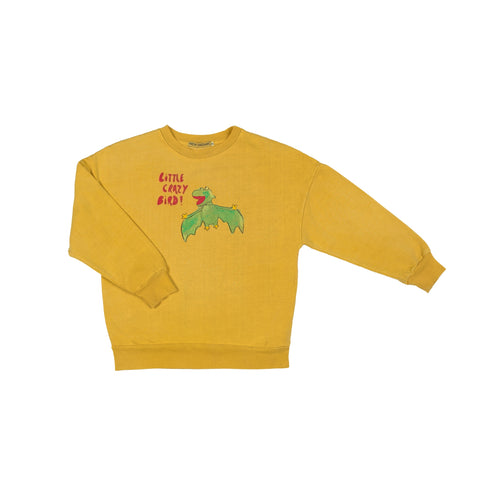 Crazy Bird Sweatshirt