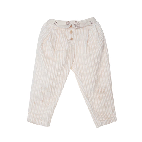 Corduroy Vintage Trousers - Natural