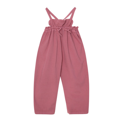 Two in One trousers - Plum