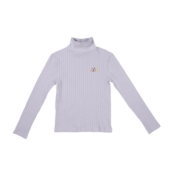 Long Sleeve T-Shirt - Light Purple