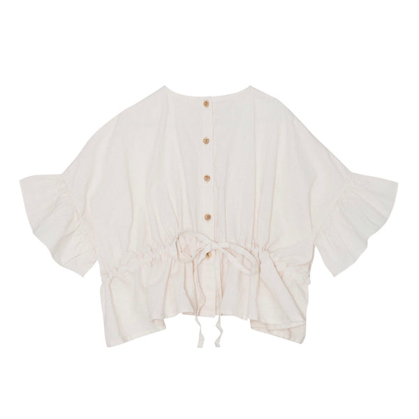 Hala Blouse - Natural