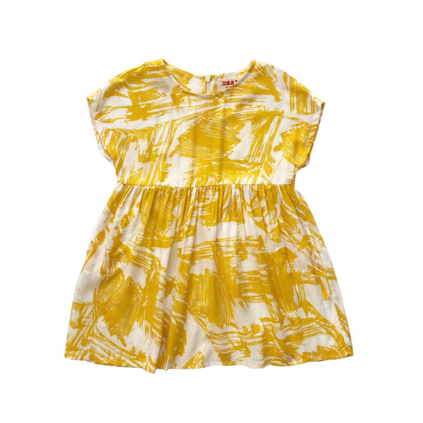 Miss Dress - Yellow