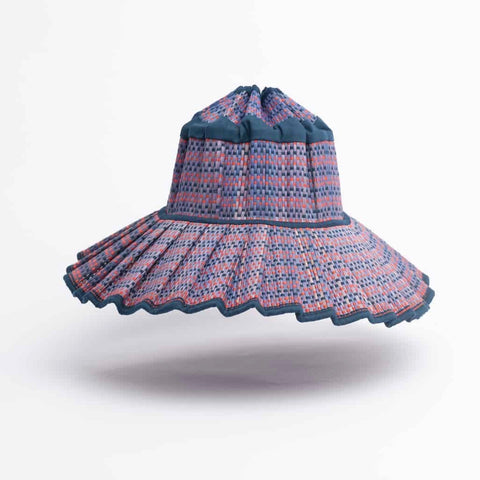 Bermuda Blue Capri Hat - Child