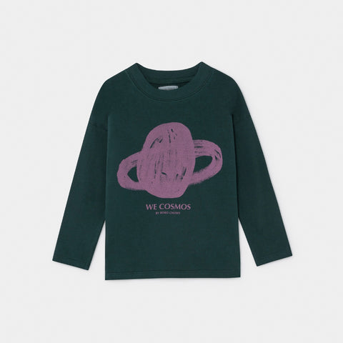 LS Tee Shirt - Saturn