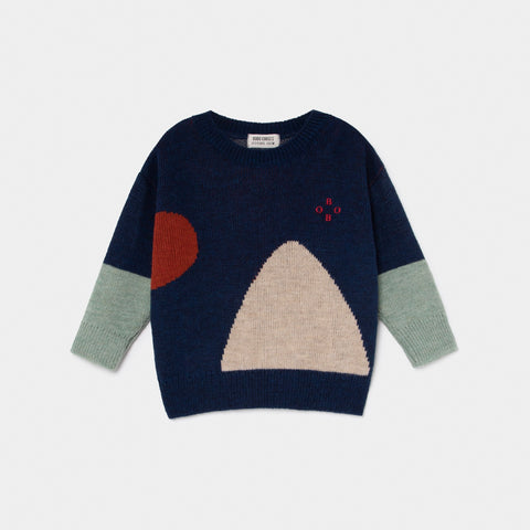 KNIT jumper - Mountain Jacquard