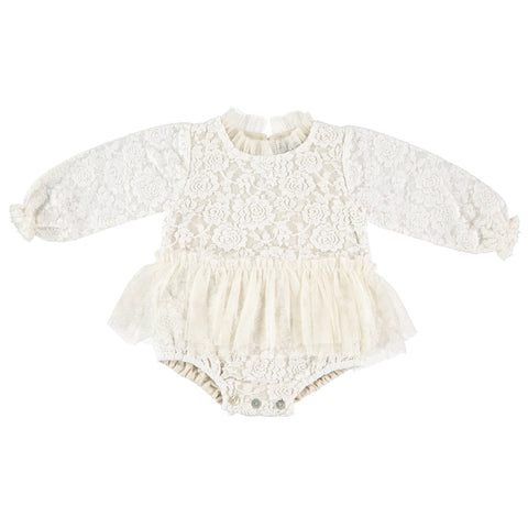 Vintage Lace Body - Off White