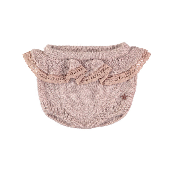 Knitted Bloomer - Pink