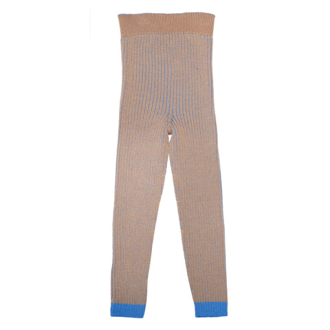 Merino Leggings Robbie - Brown