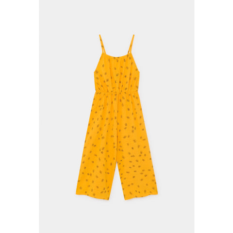 Woven Overall - All Over Daisy