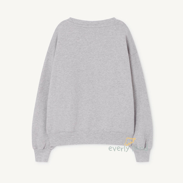 Bear Kids Sweatshirt - Gray/DOG