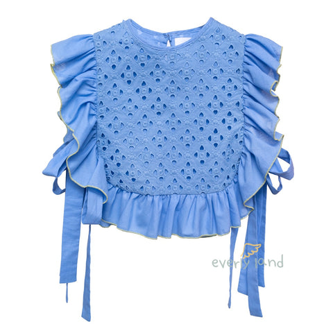Blouse Lupina - Blue