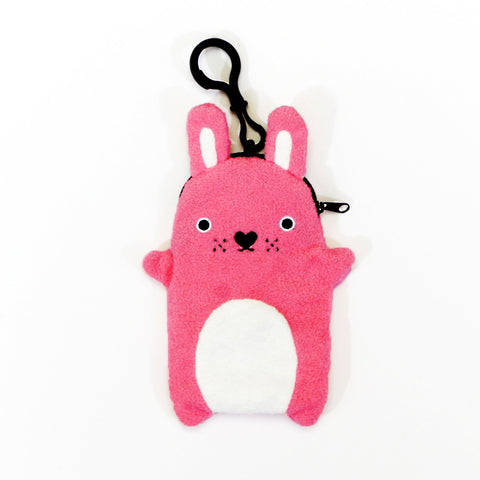 Pink Ricecarrot Gadget Holder/Zip Pouch (Limited Edition)