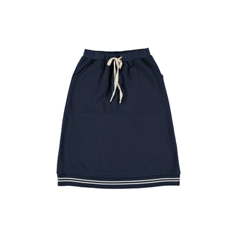 FF02 Skirt - Navy Plush