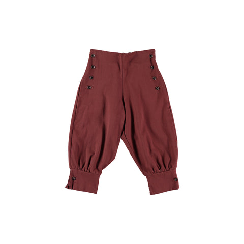 P01 Trousers - Russet Nepal Trench