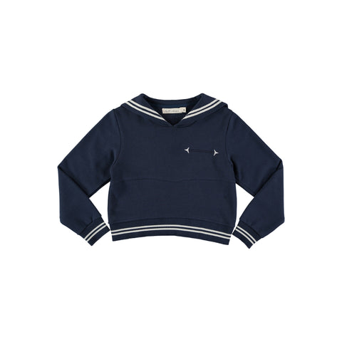 SU03 Sweatshirt - Navy Plush