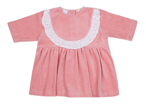 Diana Day Dress - Charm Pink