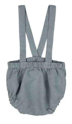 Eloan Romper Pants - Grey