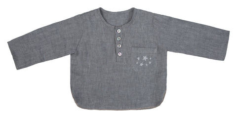 Samuel Blouse - Grey