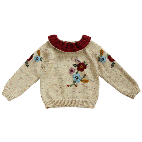 Stephanie Sweater - Natural