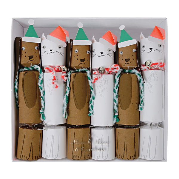 Xmas Crackers - Cats/Dogs