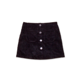 Kord Skirt - Black Ash
