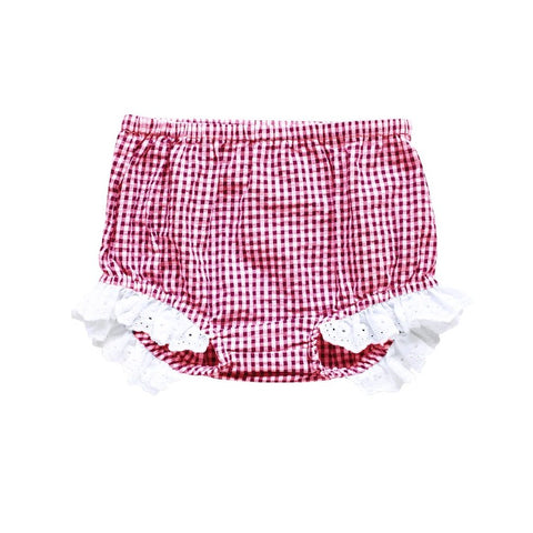 Maggie Frilly Bloomer - Cherry