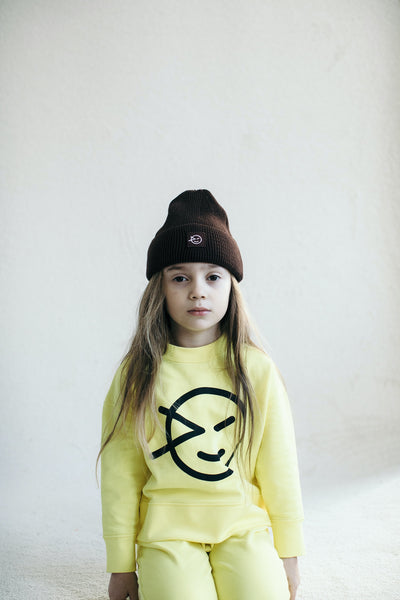 Wynken Slouch Sweat - Yella