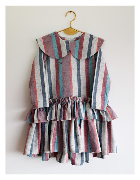 Adelaide Dress - Stripes