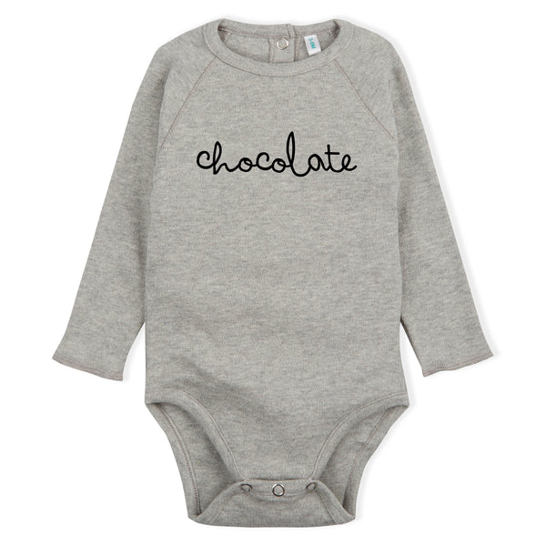 Chocolate Body - Grey