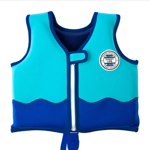 Float Vest 1-2 - Shark