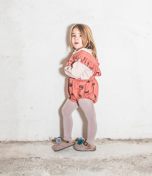 Folk Jumper - Terracotta