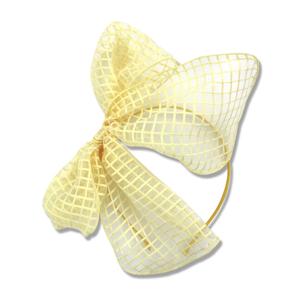 Savanna Headband - Yellow