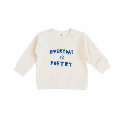 Oat Jersey - Everyday is Poetry