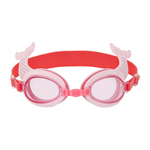Shaped Swimming Goggles 3-9 - Mermaid