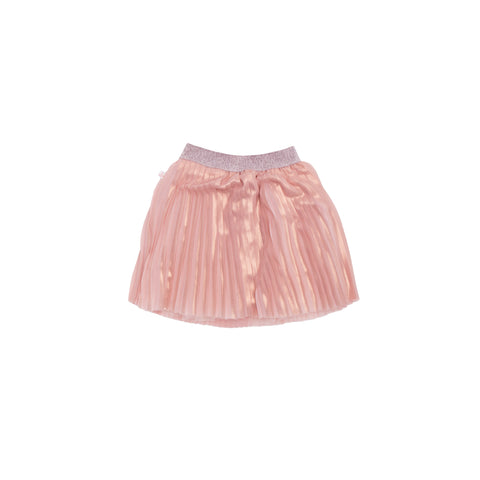 Disco Skirt - Nude Blush