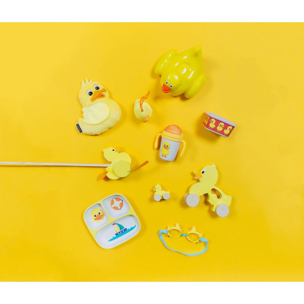 Eco Kids Plate - Ducky