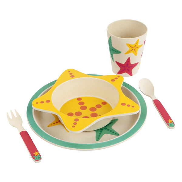 Eco Kids Meal Set - Star Fish