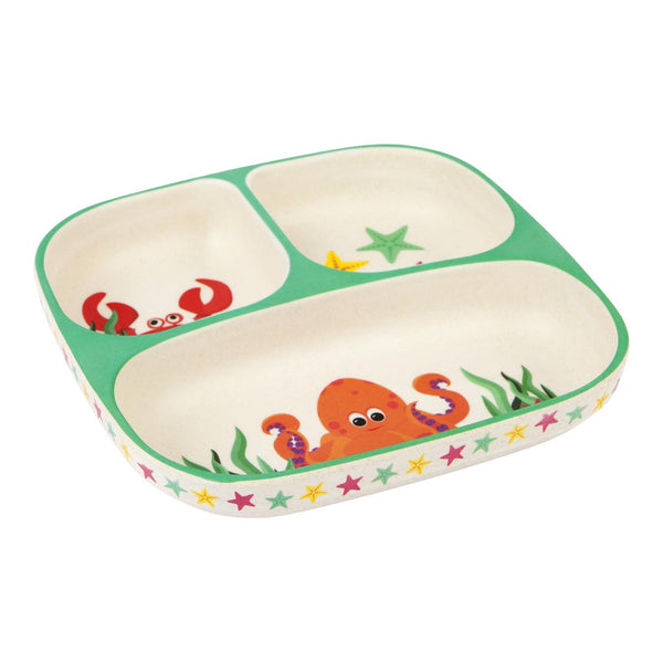Eco Kids Plate - Under the Sea