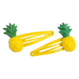 Hair Clip - Pineapple