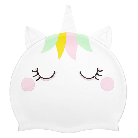 Swimming Cap 3-9 - Unicorn