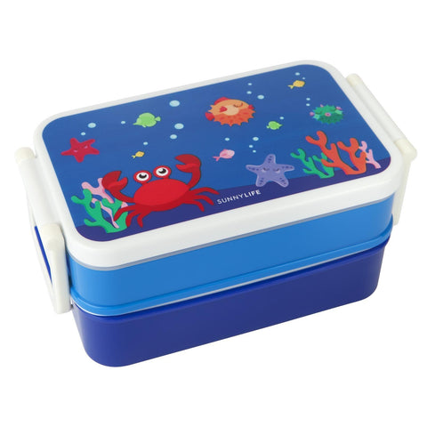 Kids Lunch Bento Box - Under The Sea